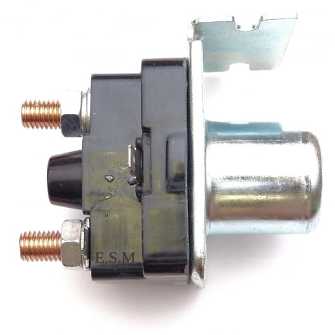 Key Start Starter Solenoid Switch