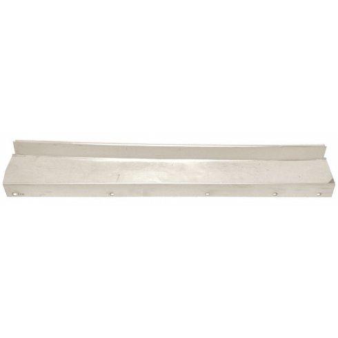 Kick/Step Plate L/H (2-Door/Trav/Conv) Stainless Steel