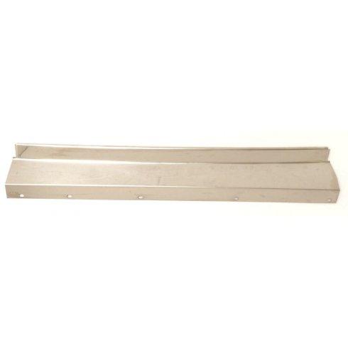 Kick/Step Plate R/H (2-Door/Trav/Conv) Stainless Steel