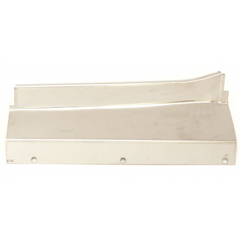 Kick/Step Plate-Rear L/H (4-Door) Stainless Steel