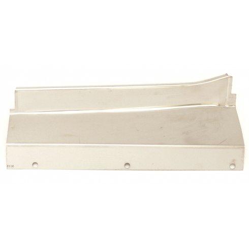 Kick/Step Plate-Rear L/H (4-Door) Stainless Steel