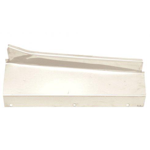 Kick/Step Plate-Rear R/H (4-Door) Stainless Steel