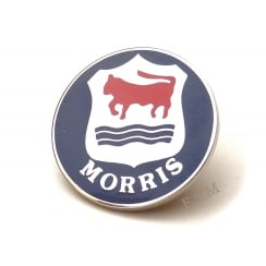 "Lapel Badge ""MORRIS"" (Enamel)"