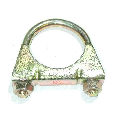 "Large Bore Exhaust ""U"" Clamp (3 Required) Each"