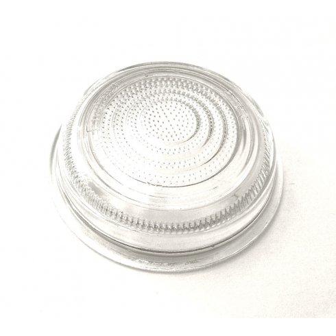 Lens-Sidelight/Flasher-Flat White (For LMP138) L488 Type