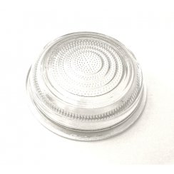 Lens-Sidelight/Flasher-Flat White (For LMP138)