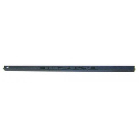 Metal Fillet-Waist Rail Capping R/H