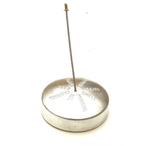 Metal Oil Filler Cap