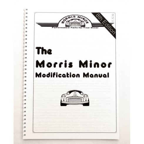Minor Modification Manual (Owen Burton)
