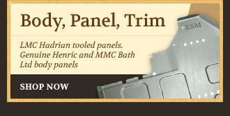 Body, Panel, Trim