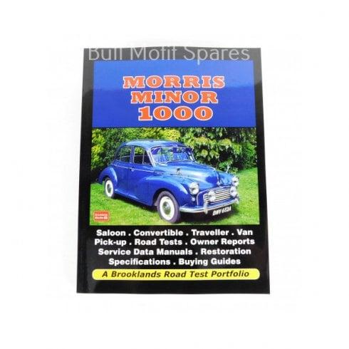 Morris Minor 1000 Brooklands Road Test Portfolio