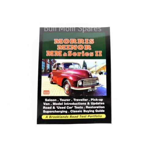 Morris Minor MM & Series II Brooklands Road Test Portfolio