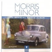 Morris Minor: The Official Photo Album (No Longer In Print)