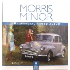 Morris Minor: The Official Photo Album (No Longer In Print)