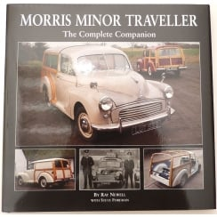 Morris Minor Traveller : The Complete Companion