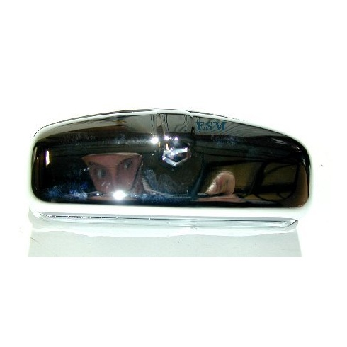 Number Plate Light-Complete (Chrome)