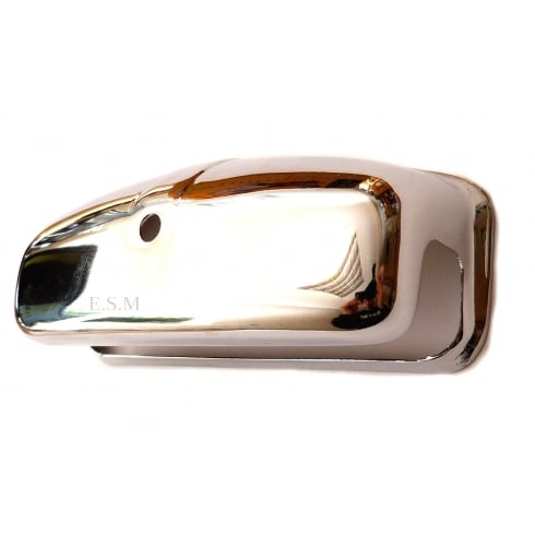Number Plate Light Metal Cover (Chrome)