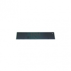 Number Plate Metal Backing Plate-Front