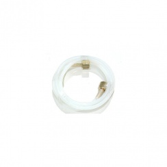 Oil Pressure Pipe (To Gauge) 1.5 metre (Plastic)