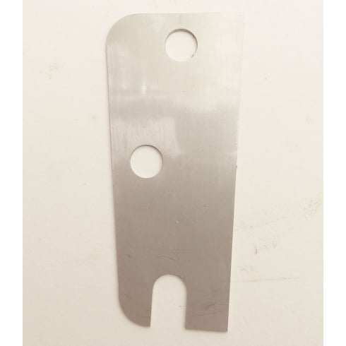 Packing Shim - 0.9mm STAINLESS (For Adjusting Lower Door Hinge)