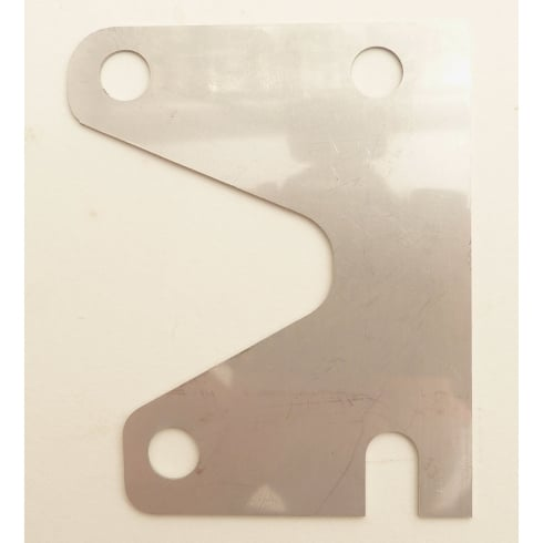 Packing Shim - 0.9mm STAINLESS (For Adjusting Top Door Hinge)