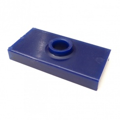 Pad - Polyurethane (Fits Either Side Of Road Spring)