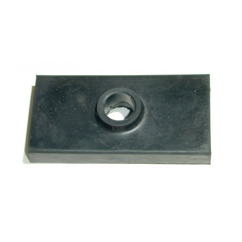 Pad - Rubber (Fits Either Side Of Road Spring)