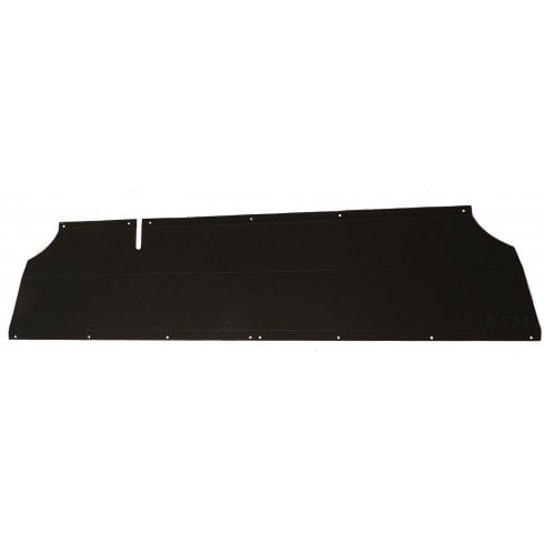 Parcel Tray / Shelf 1948-1959 BLACK L/H/D
