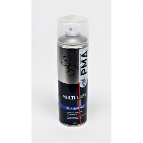 Penetrating Oil / Lubrication Spray 500ml *UK Mainland Shipping Only*