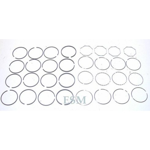 "Piston Ring Set-1098cc +030"" *4-RING TYPE*"