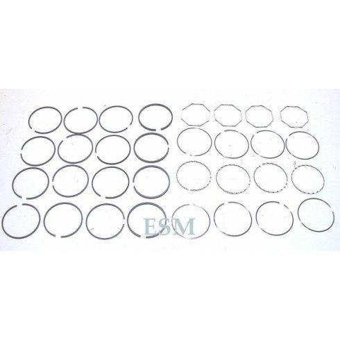 """Piston Ring Set-1098cc +060"""" *4-RING TYPE*"""