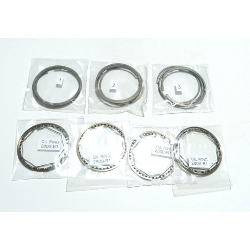 "Piston Ring Set-803cc +030"" 8G2440"