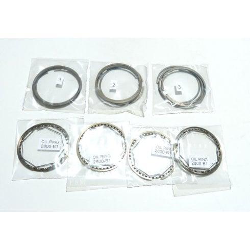 "Piston Ring Set-803cc +040"" 8G2440"