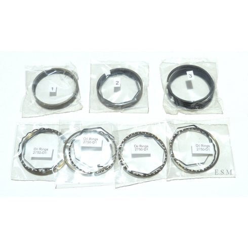 Piston Ring Set 918cc +30