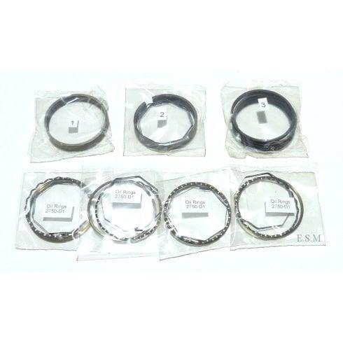 Piston Ring Set 918cc +60