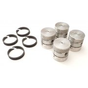 "Piston (Set 4) 918cc Side Valve (+060"") 11580/60"