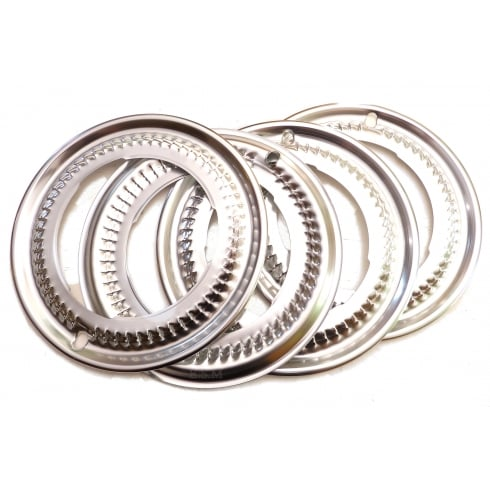 Polished Alloy Wheel Trims / Embellishers (Set Of 4) (Not MM or Series II )