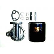 Screw-On Oil Filter Conversion Kit (Includes Filter)
