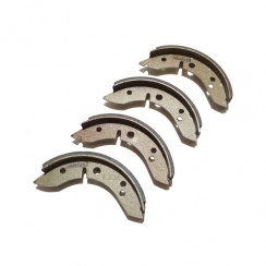 "Rear Brake Shoes-Set 4 (7"" All Models) MINTEX"