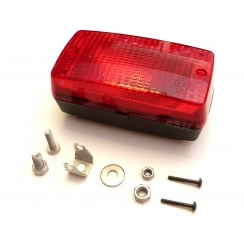 Rear Fog Light (Black Plastic)