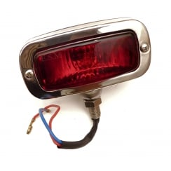 Rear Fog Light (Chrome On Brass)
