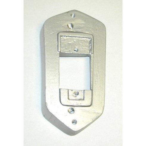 Rear Lamp Base L/H MM & Early Series II (AAA2395)