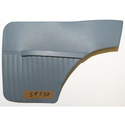 Rear Quarter Panel 1964-71 (2 Door/Convertible) R/H - O/S BLUE/GREY (TRM6915BL) *SEE NOTES*