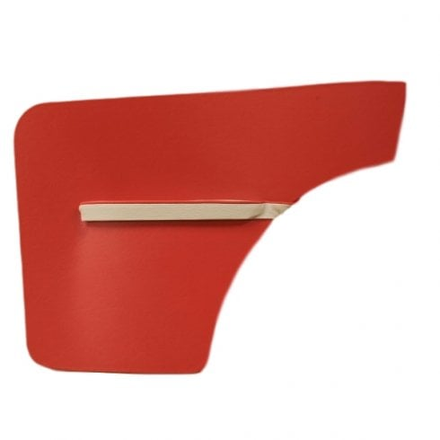 Rear Quarter Panels 1962-`64 Traveller (RED DUO-TONE) Pair