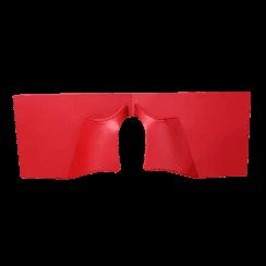 Rear Quarter Panels 1964-71 (Traveller) RED pair