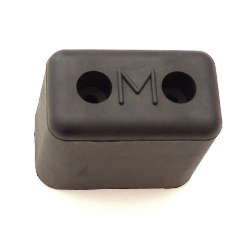 "Rear Rubber Buffer ""M"" Block (Van & Pick Up) Large"