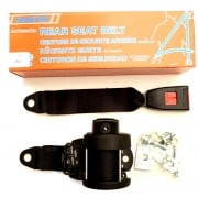 Rear Seat Belt (Inertia Reel Type) Fits All Models