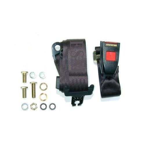 Rear Seat Belt (Static/Non Retracting Type) Fits All Models