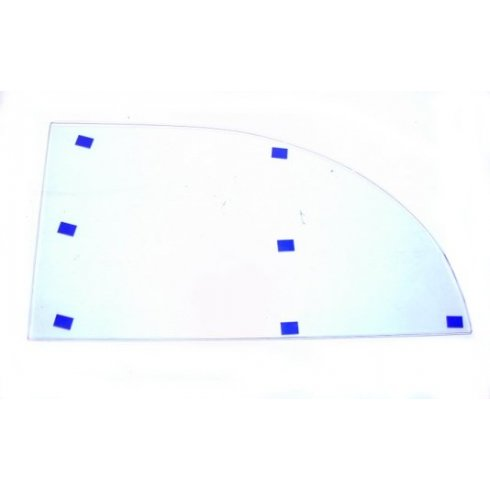Rear Side Window Glass - Toughened CONVERTIBLE ONLY (Each)