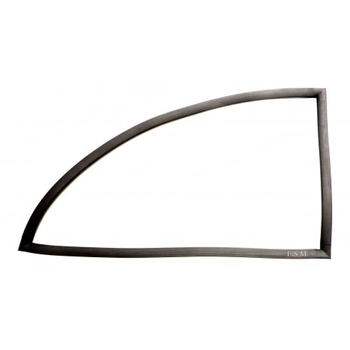 Rear Side Window Rubber L/H (2-Door) Top Quality